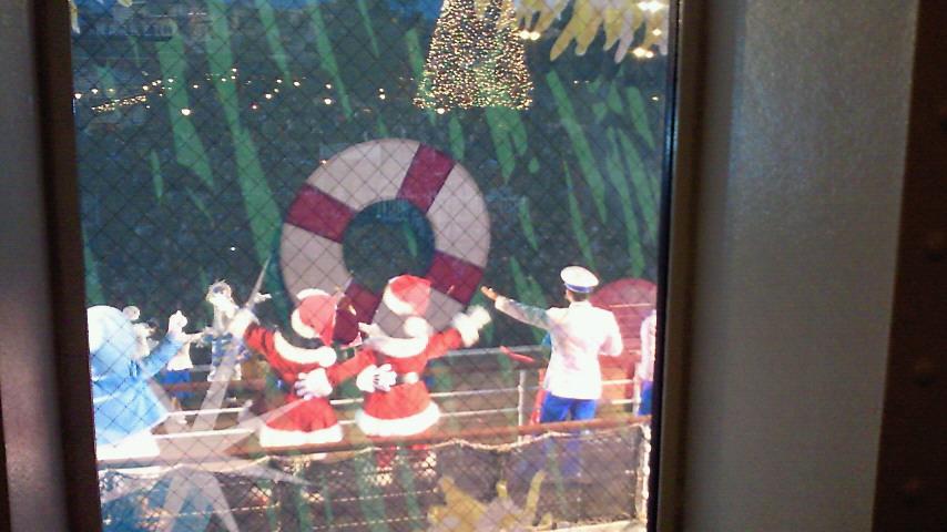 裏クリスマス